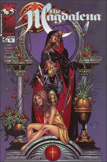 Magdalena (2000) 2-A by Top Cow