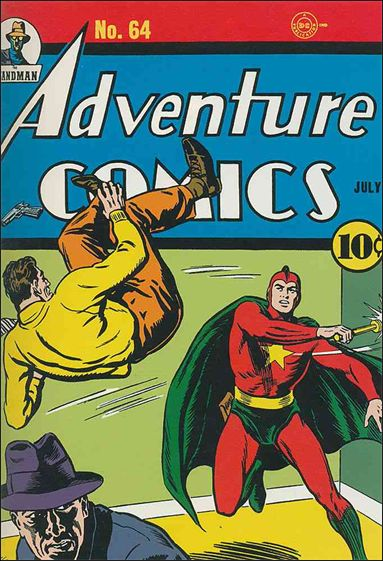 Adventure Comics (1938) 64-A by DC