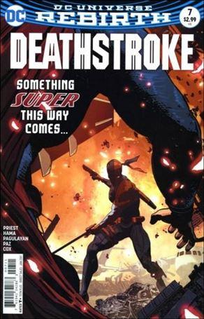 Deathstroke (2016) 7-A