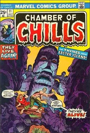 Chamber of Chills (1972) 11-A
