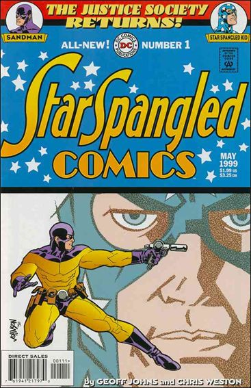 Star Spangled Comics (1999) 1-A by DC