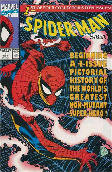 Spider-Man Saga (1991) 1-A by Marvel