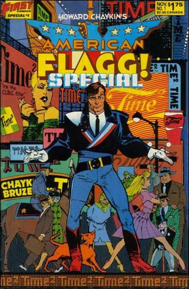 American Flagg! Special 1-A by First