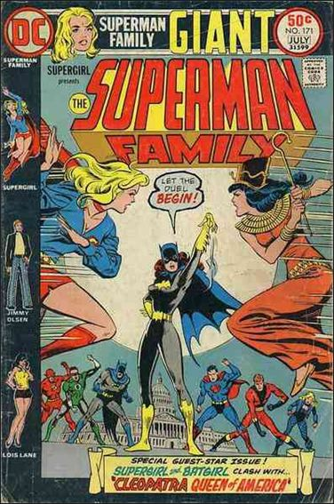 Superman Family 171-A by DC