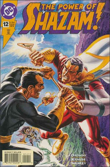 Power of Shazam! 12-A by DC