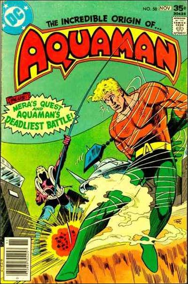 Aquaman (1962) 58-A by DC