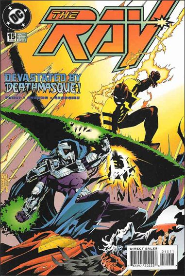 Ray (1994) 15-A by DC