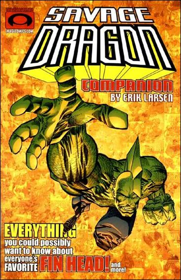 Savage Dragon Companion 1-B by Image