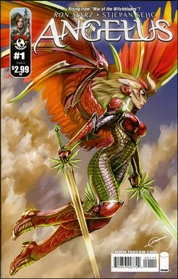 Angelus 1-A by Top Cow
