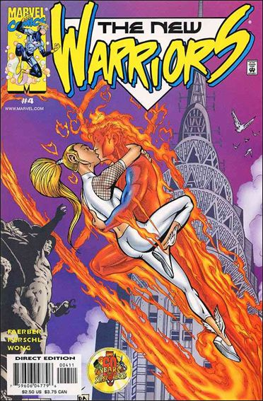 New Warriors (1999) 4-A by Marvel