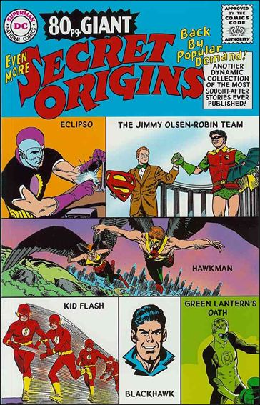 Even More Secret Origins nn-A by DC