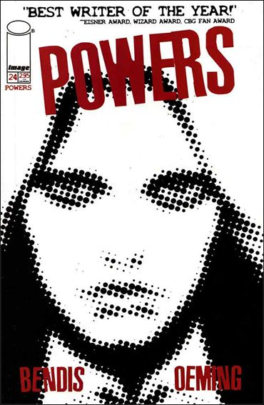Powers (2000) 24-A by Image