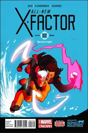 All-New X-Factor 2-C