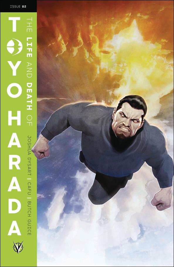 Life and Death of Toyo Harada 2-B by Valiant Entertainment