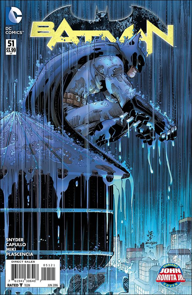 Batman (2011) 51-B
