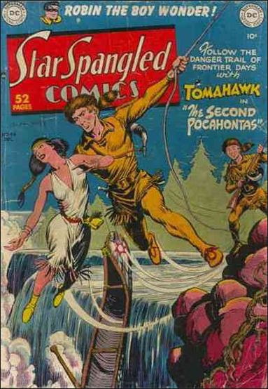 Star Spangled Comics (1941) 99-A by DC