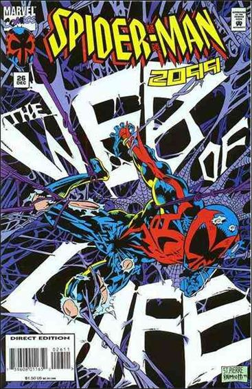 Spider-Man 2099 (1992) 26-A by Marvel