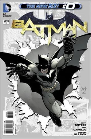 Batman (2011) 0-A