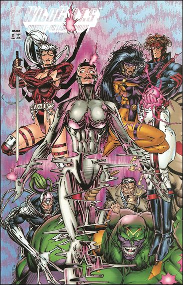 WildC.A.T.s: Covert Action Teams 11-B by Image