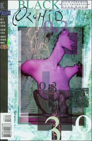 Black Orchid 3-A by Vertigo