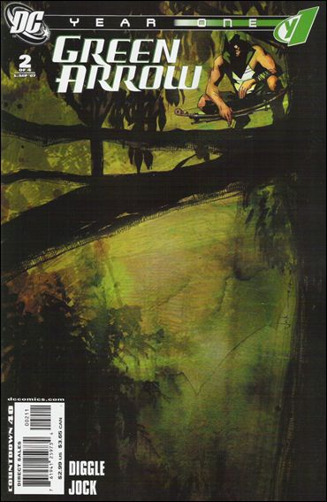Green Arrow: Year One 2-A by DC