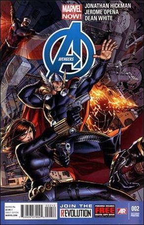 Avengers (2013) 2-D