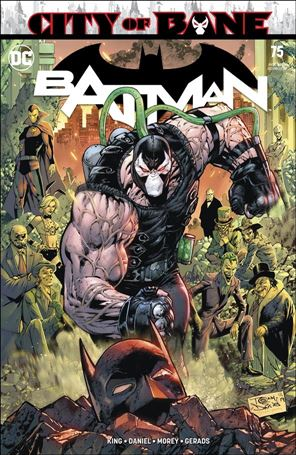 Batman (2016) 75-A