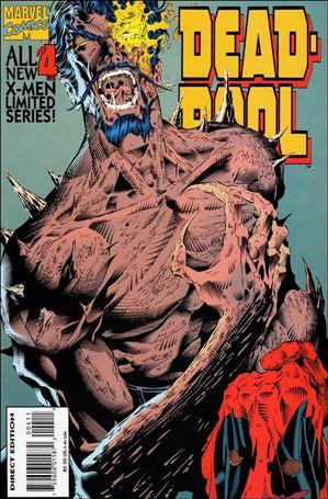Deadpool (1994) 4-A