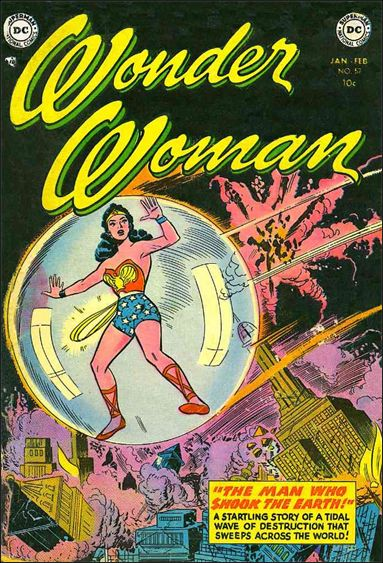 Wonder Woman (1942) 57-A by DC