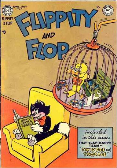 Flippity and Flop 4-A by DC