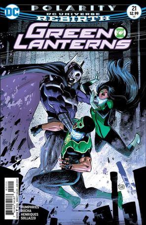 Green Lanterns 21-A