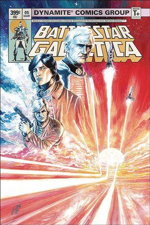 Battlestar Galactica (Classic) (2018) 5-A