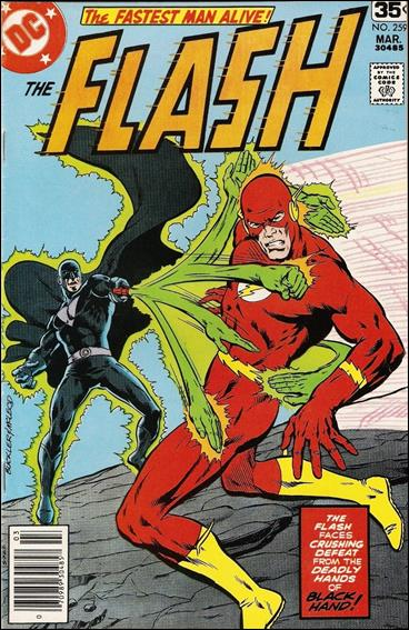 Flash (1959) 259-A by DC
