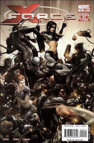 X-Force (2008) 2-A