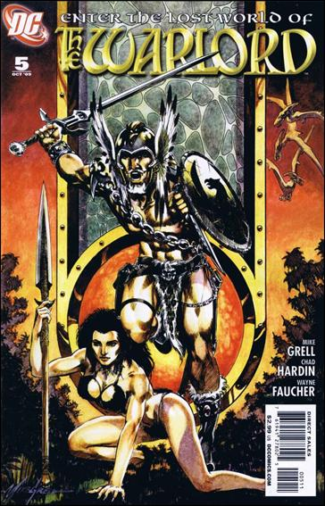 Warlord (Vol 4) 5-A by DC