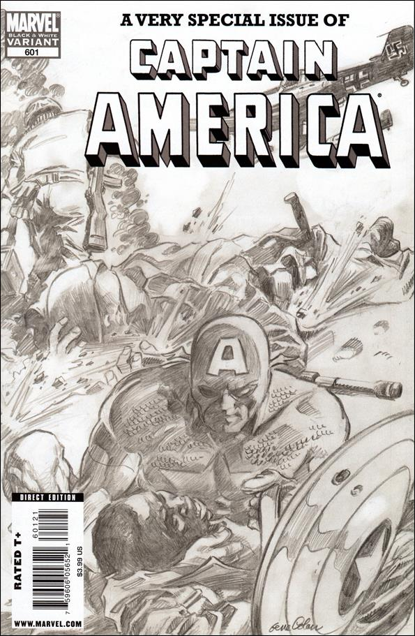 Captain America (1968) 601-B by Marvel