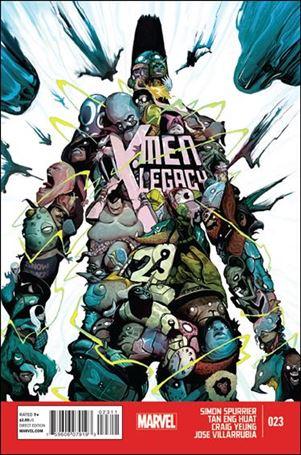 X-Men Legacy (2013) 23-A