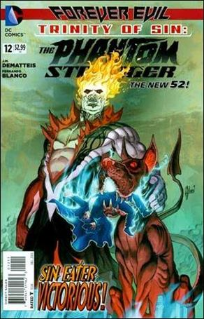 Trinity of Sin: The Phantom Stranger 12-A