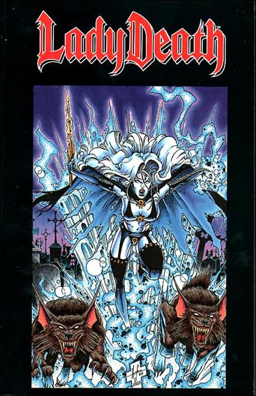 Lady Death: The Reckoning 1-A by Chaos