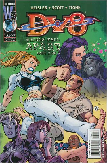 DV8 31-A by WildStorm