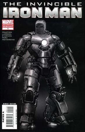 Invincible Iron Man (2008) 1-L