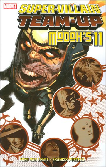 Super-Villian Team-Up Modok's 11 1-A by Marvel