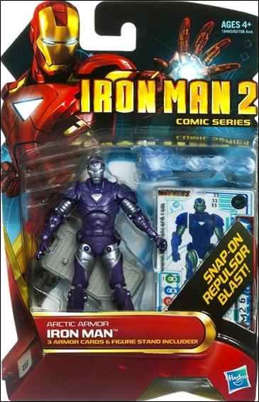 Iron Man 2 Iron Man - Arctic Armor (Comics Series) by Hasbro