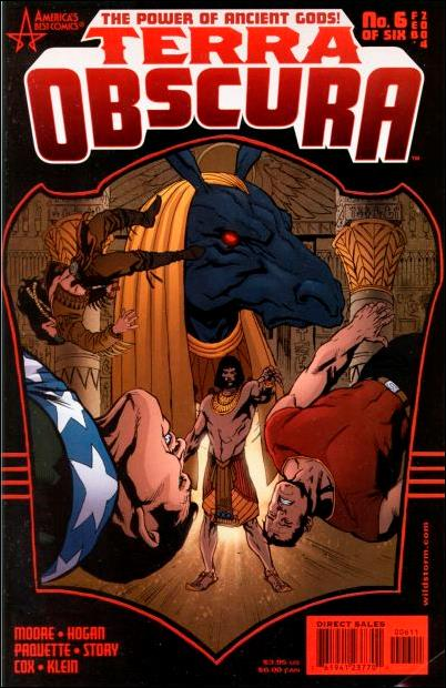 Terra Obscura (2003) 6-A by America's Best Comics