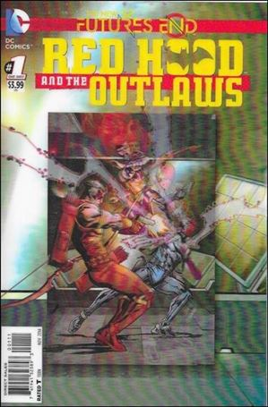 Red Hood and the Outlaws: Futures End 1-A
