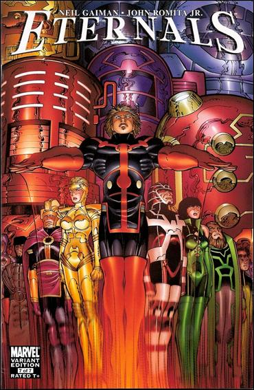Eternals (2006) 7-B by Marvel