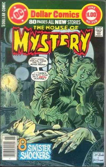House of Mystery (1951) 258-A by DC