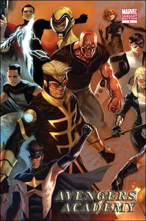 Avengers Academy 1-B