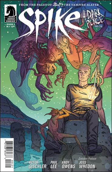 Spike (2012) 4-B by Dark Horse