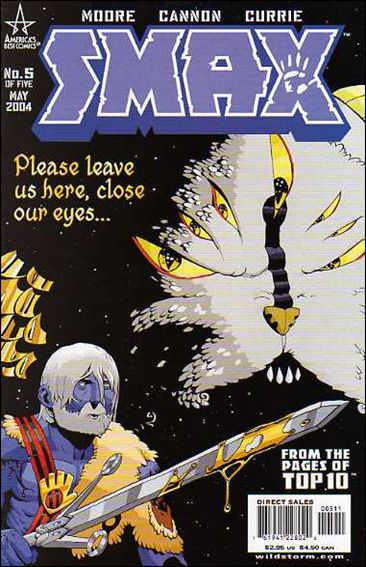 Smax 5-A by America's Best Comics